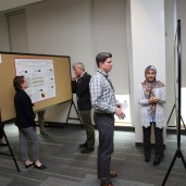 Student poster presentations
