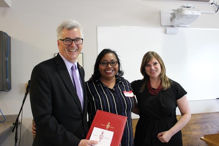 Juanna Ricketts - Canada 150 Award